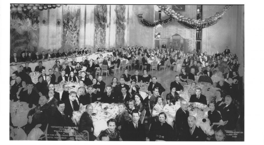 M-B-5 Convention 1934